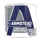 Armstead Trade Red Oxide Metal Primer 2.5 Litre