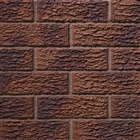 65mm Carlton Heather Rustic Facing Brick