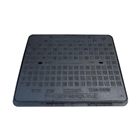 B125 Manhole Cover and Frame 600mm x 450mm x 40mm Depth