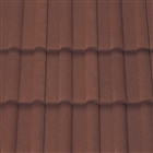 Sandtoft Double Roman Roof Tile Mottled Red Sandfaced