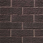 65mm Carlton Brown Rustic Brick