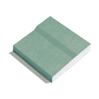 GTEC Moisture Board Plasterboard 3000mm x 1200mm x 12.5mm Tapered Edge