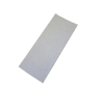 Faithfull 1/3 Sanding Sheets Orbital 93 x 230mm Assorted (Pack of 10)