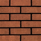 65mm Ibstock Aldridge Anglian Red Rustic Facing Brick