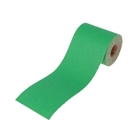 Faithfull Aluminium Oxide Paper Roll Green 115mm x 10m 60G