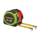 Stanley Hi-Visibility Tape 5m/16ft