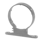 Polypipe Soil & Vent 110mm Pipe Clip Grey SC44