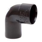 Polypipe Solvent Weld Waste 32mm 92½° Swivel Bend Black WS23