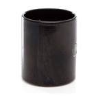 Polypipe Solvent Weld Waste 32mm Straight Coupling Black WS25