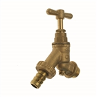 """¾"""" Hose Union Bib Tap with Double Check DZR Pattern"""