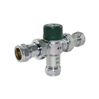 Comap Safeguard Thermostatic Mixing Valve TMV2 15mm