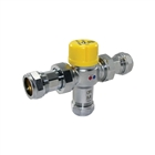 Comap Safeguard Thermostatic Mixing Valve TMV3 15mm