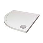 Low Profile Quadrant Shower Tray 800mm x 800mm