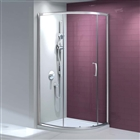 8mm Quadrant Shower Enclosure Single Door 900mm x 900mm