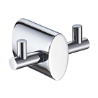Bristan Oval Robe Hook Chrome