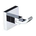 Bristan Square Robe Hook Chrome