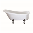 Denby Slipper Freestanding Bath 1500mm x 750mm