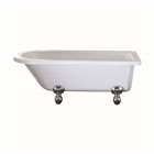 Padstow Single Ended Freestanding Bath 1700mm x 750mm