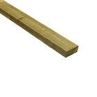 19mm x 38mm Sawn Batten Treated