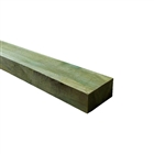 Reclaimed Timber Railway Sleepers 250mm x 140mm x 2600mm (Approx.)